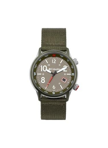 Columbia Csc01-008 Erkek Kol Saati Yeşil
